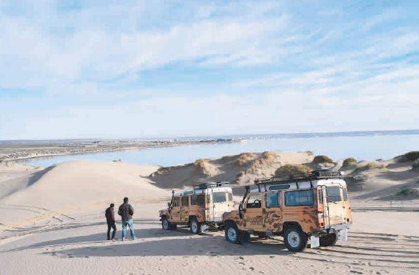 Turismo Aventura en Puerto Madryn